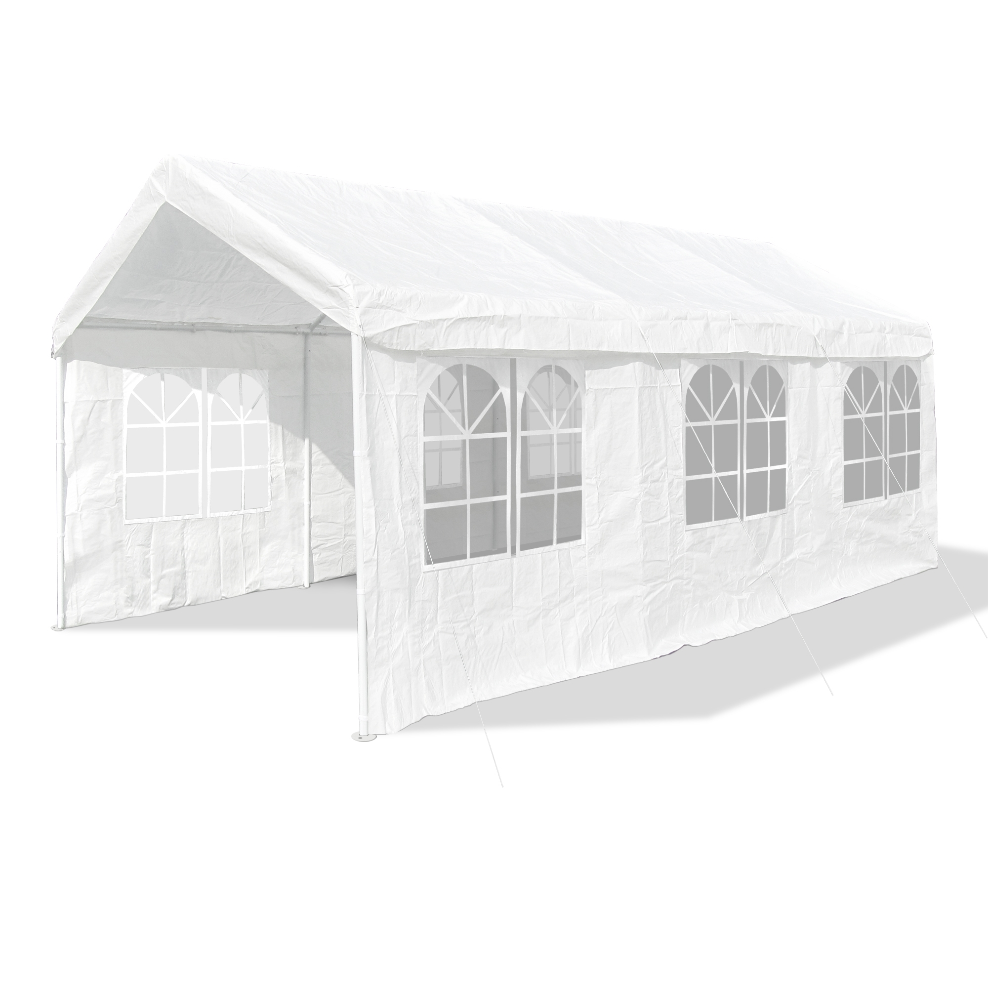 gartenpavillon xxl 3 x 6 m profi pavillon pavillion partyzelt festzelt gartenzelt 38er. Black Bedroom Furniture Sets. Home Design Ideas