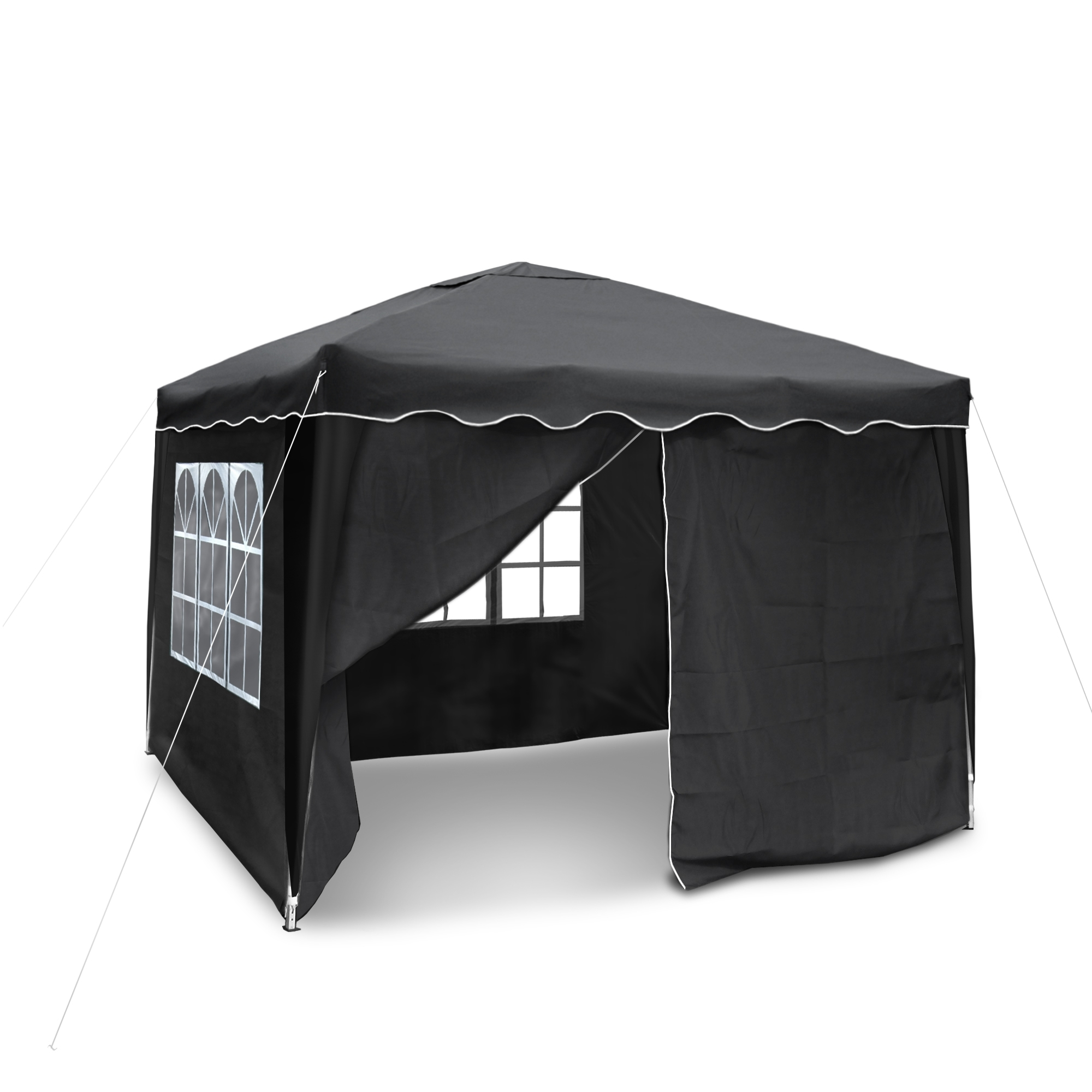 gartenpavillon falt pavillon 3 x 3 m material oxford. Black Bedroom Furniture Sets. Home Design Ideas