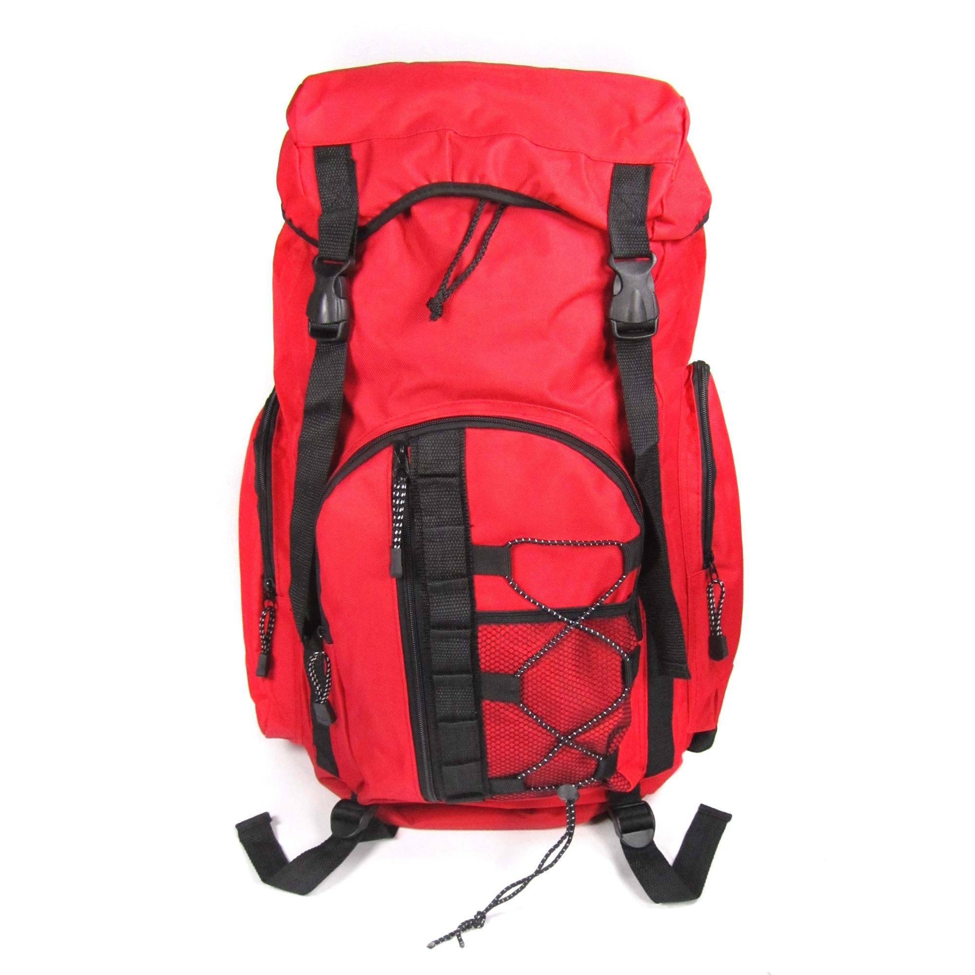 trekking rucksack outdoor rucksack rot 60x37x25cm 40 liter. Black Bedroom Furniture Sets. Home Design Ideas