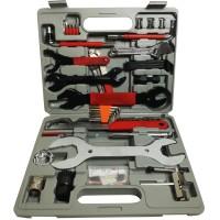 Fahrrad Werkzeug Set Reparaturset 48 teilig inklusive Tragekoffer