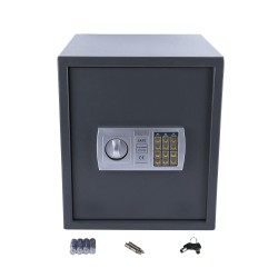 Safe with electronic